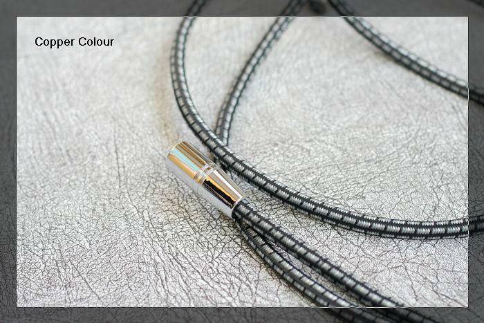 pair Copper Colour Moon HiFi Professional OCC Balance Signal Cable pair copper colour whisper audio balance signal cable hifi interconnect cable