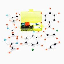 Молекулярные мини-органическая молекулярная химия небольшая студентов модели трубка модель шт./компл. набор