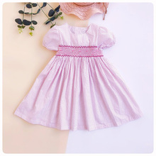 1a3f6f4769f72 Buy smocked baby dress and get free shipping on AliExpress.com