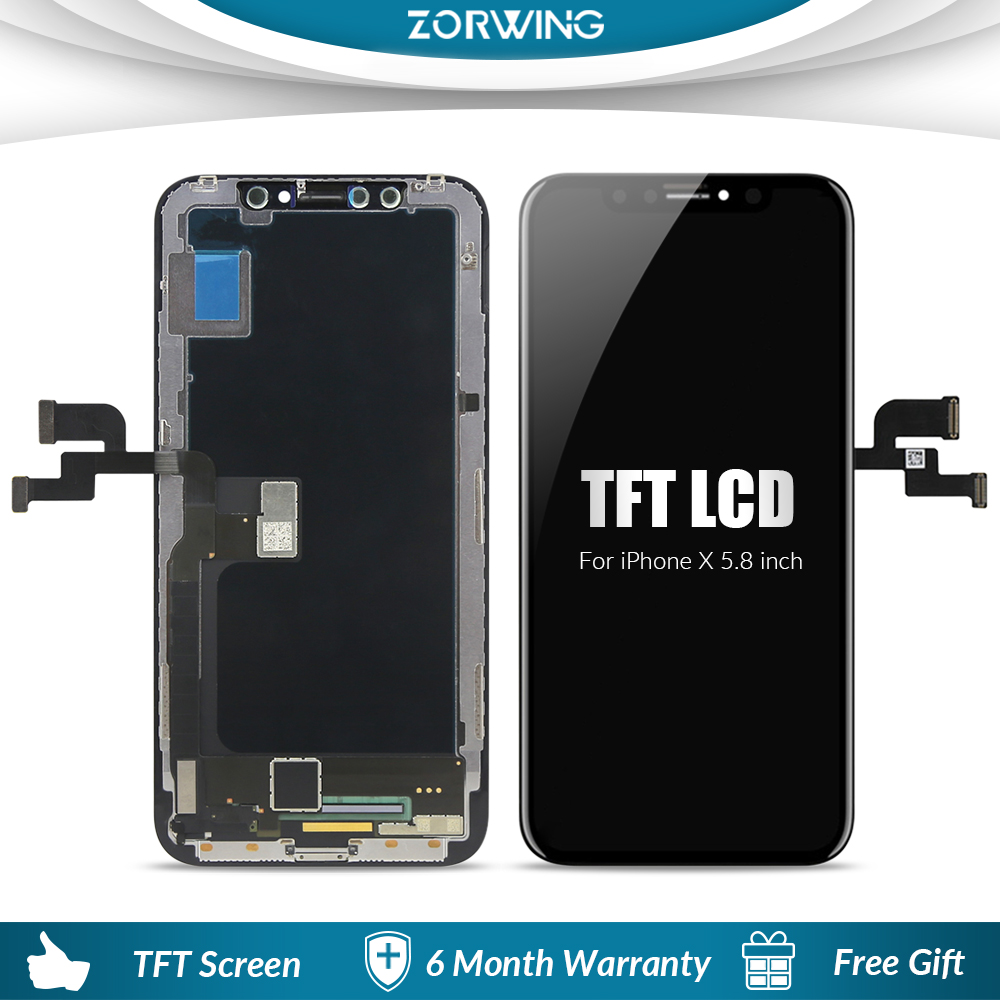 AAA Quality 5.8 inch TFT Screen For iPhone X LCD Display