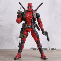 NECA Deadpool Ultimate 8 Action Figure 1:10 Scale Collector Epic Marvel Doll Toy