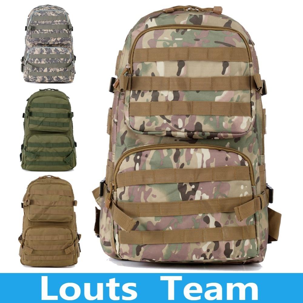 Prix pour Pack d'assaut Militaire Tactique MOD Molle Sac À Dos Plein Air Sac De Voyage Durable Équipement