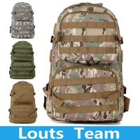 Tactical Backpack Assault Pack Military Tactical MOD Molle Backpack Outdoors Durable Travel Bag Equipment