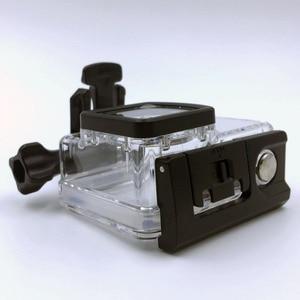 Image 5 - SJCAM SJ6 Legend carcasa subacuática para sj6, funda impermeable para cámara de acción deportiva de 30M
