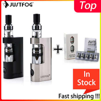 bigsale Original Justfog Q14 Compact Kit 900mah Justfog Q14 Coil Anti-leakage Starshield Clearomizer Atomizer E Cigarette Kit - DISCOUNT ITEM  20% OFF All Category