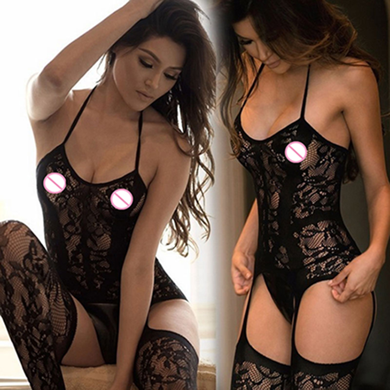 Buy Women Lenceria Sexy Lingerie Plus Size Lingerie Sexy Hot Erotic Underwear Porno Babydoll Fishnet Costumes Erotica Mujer Sexi