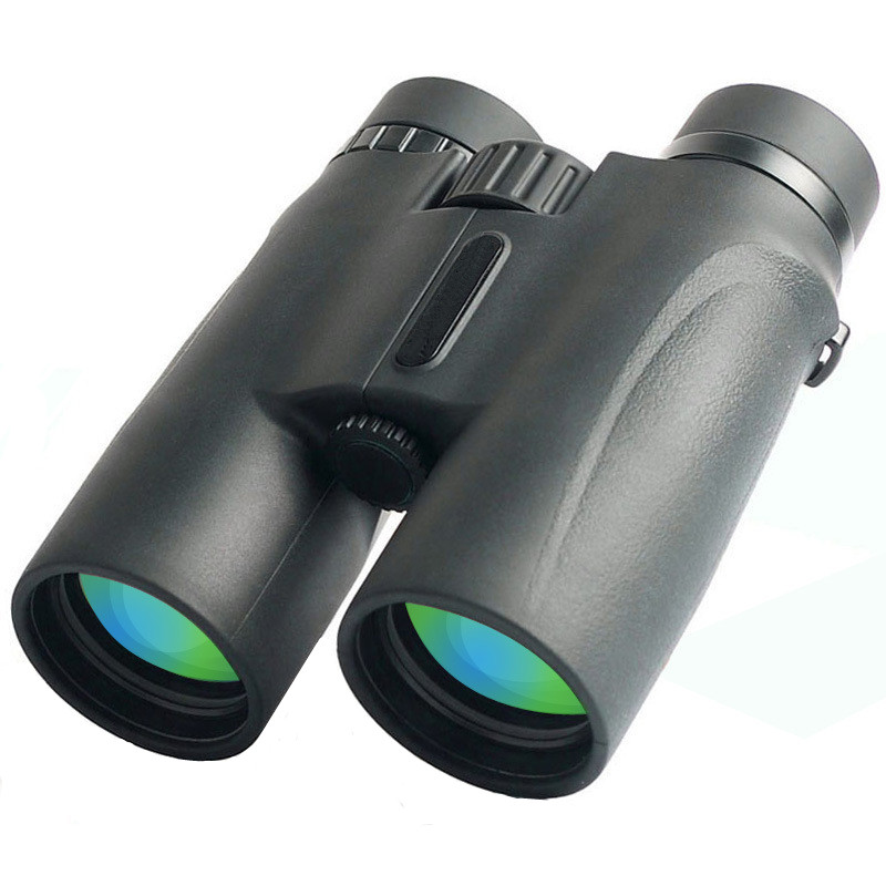 где купить 10x42 Hunting Camping Powerful Zoom Focus Optics Night Vision Binoculars Military HD Professional Nitrogen Waterproof Telescopes по лучшей цене