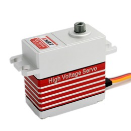 Original EMAX ES6054 Top-Class Metal Cased Brushless Digital Metal Gear Servo High Voltage Servo For RC Model цена