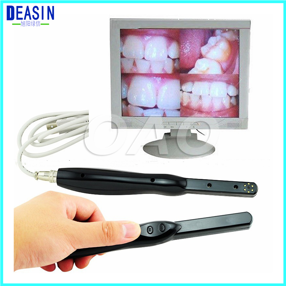 Oral Dental USB Intraoral Camera endoscope 6 led light Home USB camera teeth photo shoot портативная колонка jbl playlist 150 black