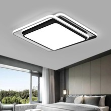 Светодиодный потолочный светильник в современном стиле, потолочный светильник для гостиной, кухни, спальни, детской комнаты, столовой, ванной, потолочный светильник для дома