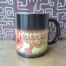 Harry Potter Marauders Map magie farbwechsel becher 11os kaffeetassen tasse beste freund geschenk