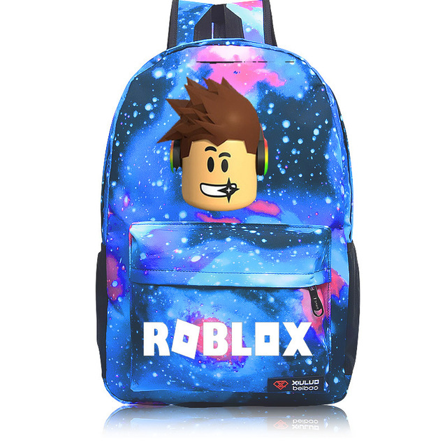 Big Size Game Roblox Backpack Student School Bag Children Book