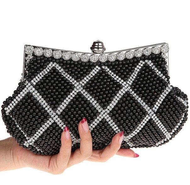Superior ... New Arrival Women Club Party Pearl Handbag Fashion Diy Handmade ...
