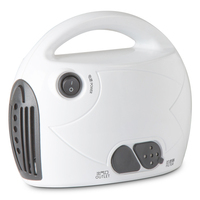 Mist Inhaler Compressor System Breathing Treatment Machine Very Quiet for Kids and Adults with Masks Tubing Filters Set
