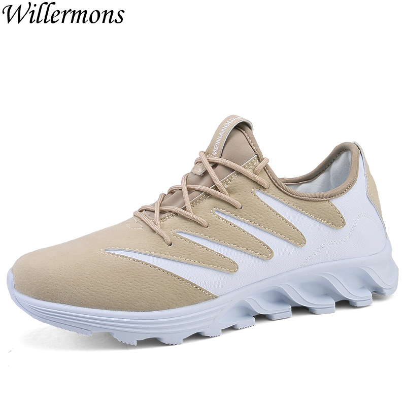 New Men's Summer & Autumn Outdoor Comfortable Sports Running Shoes Men Low Walking Sneakers Shoes for Jogging Chaussures apple summer new arrival men s light mesh sports running shoes breathable fly knit leisure comfortable slip on sneakers ap9001