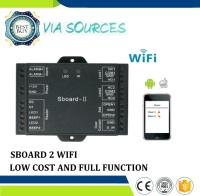 Sboard II Wifi Direct Factory Door Access Control Dual Relay Access Control Board For Supporting 2100 Users