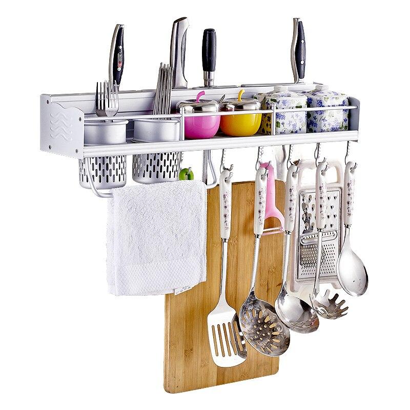 Multi functional kitchen shelf stack rack bathroom hanger kitchen utensils and kitchen utensils LU4189