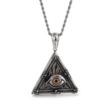 Buy Triangle Eye God And Get Free Shipping On Aliexpress Com