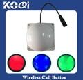 Hospital Sem Fio chamada de enfermeira sistema de luz com cor diferente mostrar serviços K-3L usado para a clínica de enfermagem casa corredor