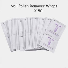 New 1 Lot Gel Nail Polish Remover Lint-Free Cleaner Wipes Easy Soak Off Nail Art Manicure Wraps UV Nails Gel polish Remover RW01 locia nail polish remover wet wipes white 6 scent