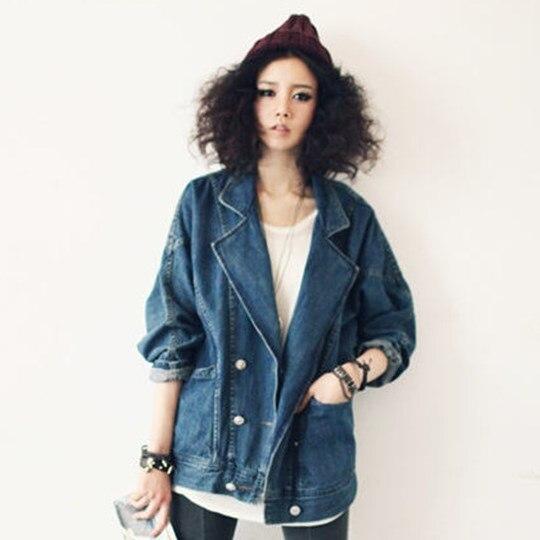 Online Get Cheap Ladies Denim Blazer -Aliexpress.com | Alibaba Group
