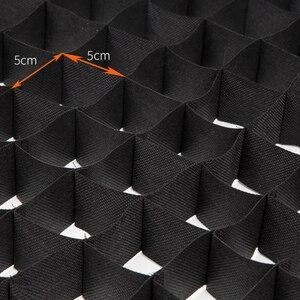 "Image 5 - Godox 40x40cm 15""x15"" Honeycomb Grid for Godox S type Studio Speedlite Flash Softbox (40*40cm Grid Only)"