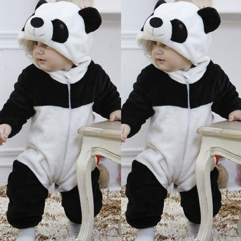 8512fbc15bcd top 10 largest winter baby romper panda ideas and get free shipping ...