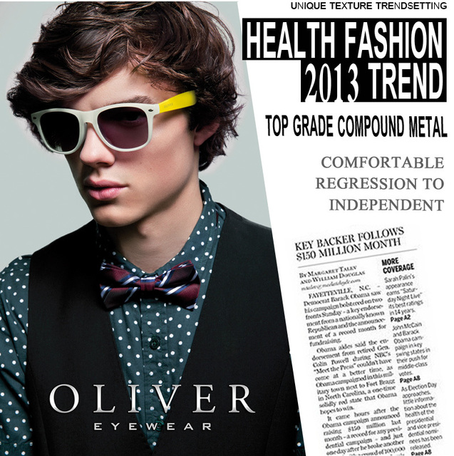 Free Shipping New Eyewear vintage sunglasses 2013 TR90 Frame Big Glasses Frame For Unisex