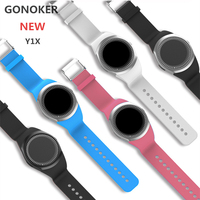 New Y1S Smart Watch Round Touch Screen Sport Smartwatch Support Nano SIM &TF Card for Men Women Android Bluetooth Watch