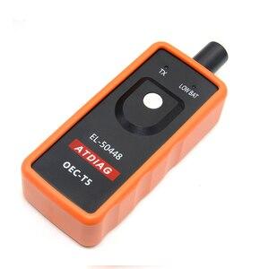 Image 4 - 2019 neue Ankunft Neue Auto Vehice Auto Automotive EL 50448 Reifen Druck Monitor Sensor TPMS Aktivierung Werkzeug EL 50448 Für SPX GM