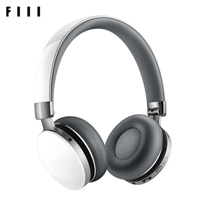 FIIL DIVA наушники Bluetooth наушники 4,1 HiFi музыкальный Шум Отмена наушники С микрофоном гарнитура Bluetooth наушники