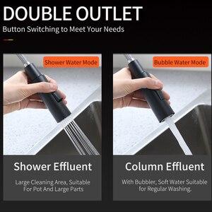 Image 5 - Akıllı dokunmatik mutfak musluk vinç sensörü mutfak çeşmesi lavabo bataryası döndür dokunmatik musluk sensörü su mikser KH 1005