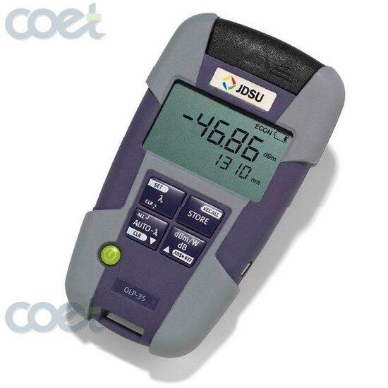 JDSU VIAVI OLP 35 2302/02 OPM оптический мощность метр/волокно оптический мощность метр для FTTH Кабельный тестер сетей