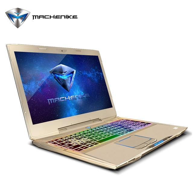 "Machenike F117-FG1 Gaming Laptop 15.6"" FHD IPS Screen Notebook Core i7-7700HQ GTX1050Ti 4G Dedicated Card 8G RAM 1TB HDD Type-C"