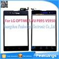 Сенсорная Панель Для LG OPTIMUS VU P895 VS950 Дигитайзер Сенсорный Экран Датчик