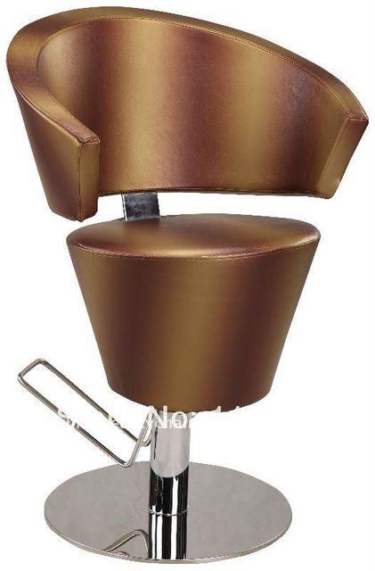 Antique portable beauty salon chair MY-007-17 - Antique Portable Beauty Salon Chair MY 007 17-in Barber Chairs From