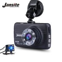 Jansite 3 Inch Screen Car DVR Dual Lens Camera Video Recorder Dash Cam Auto Mini Car