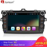 Junsun 8 2 Din Android 6 0 Car Dvd Radio Autoradio Gps Navigation Radio Steering Wheel