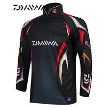 2018 New Style DAIWA Men Fishing Clothes UV Protection Breathable Daiwa Jacket Clothing Quick Dry Vest Pesca