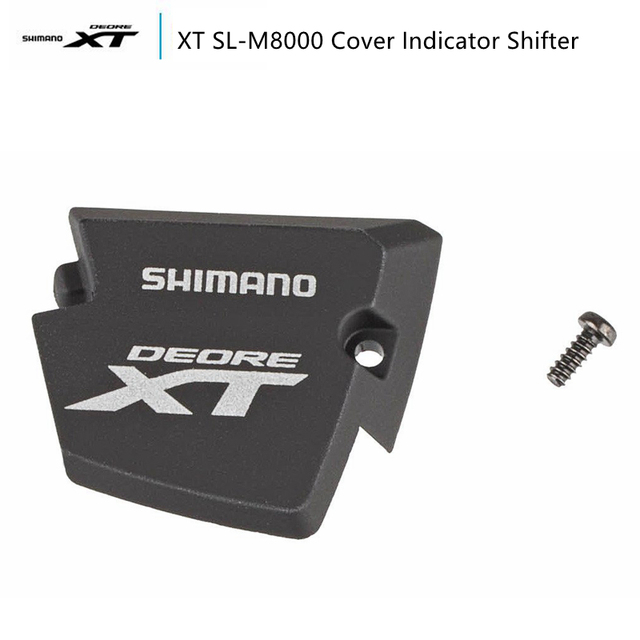 3886dffd850 Shimano DEORE XT SL-M8000 Cover Indicator Shifter No window Modified parts