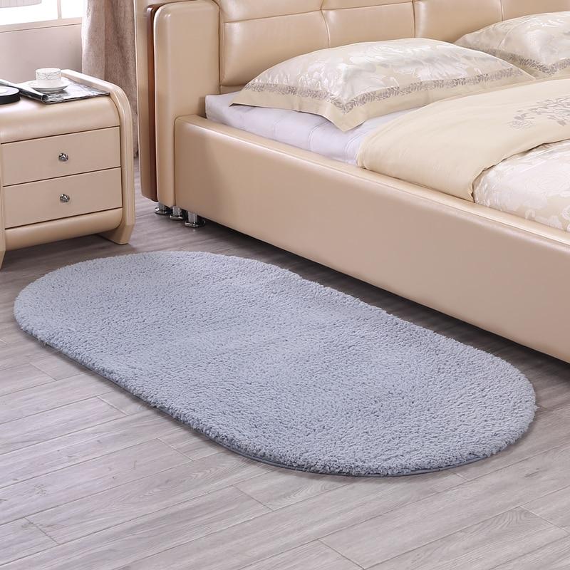 High Quality Cute Oval Carpet Home Living Room Tea Table ...