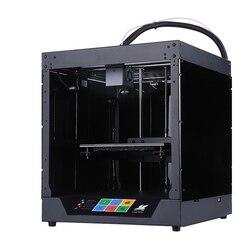 2019 Popular Flyingbear-fantasma 3d impresora de metal llena de 3d kit de impresora con pantalla táctil a Color