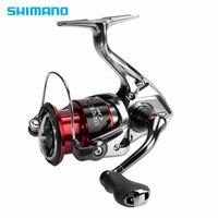 Shimano stradic ci4 + 1000 2500 c3000 4000 séries fiação carretel de pesca 5.0: 1/4. 8:1 6 + 1bb x ship hagane engrenagem carretel de pesca|Carretilhas de pesca| |  -