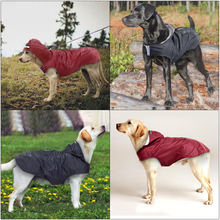 Dog Outdoor Rain Jacket