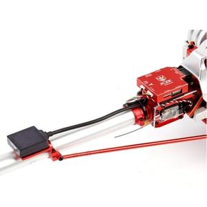 Image 3 - JCZK 300c סולם חכם Drone 6CH RC מסוק 450L חלי 6CH 3D 6 ציר Gyro Flybarless GPS מסוק RTF 2.4GHZ Drone צעצוע