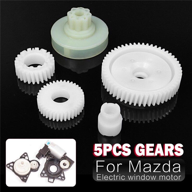 Dorman 752-858 Rear Passenger Side Power Window Regulator for Select Mazda Models