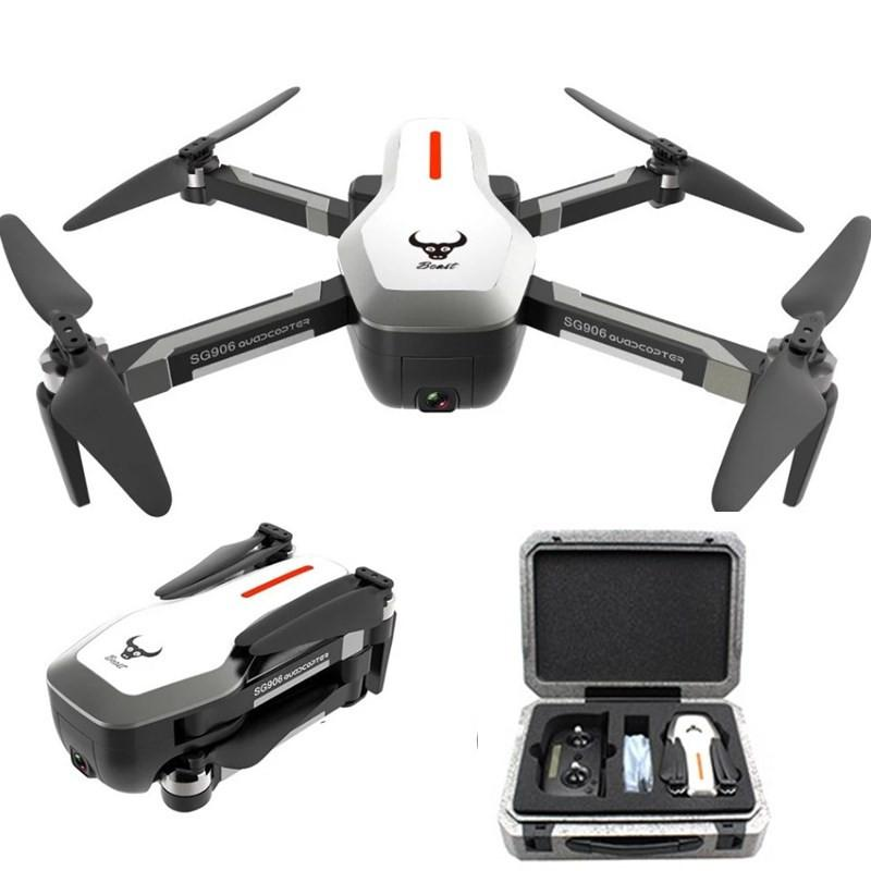 RC Drone Quadcopter ZLRC Beast SG906 5G Wifi GPS FPV Drone with 4K HD Camera and EPP Suitcase FPV Foldbale Drone RC Quadcopter  - buy with discount