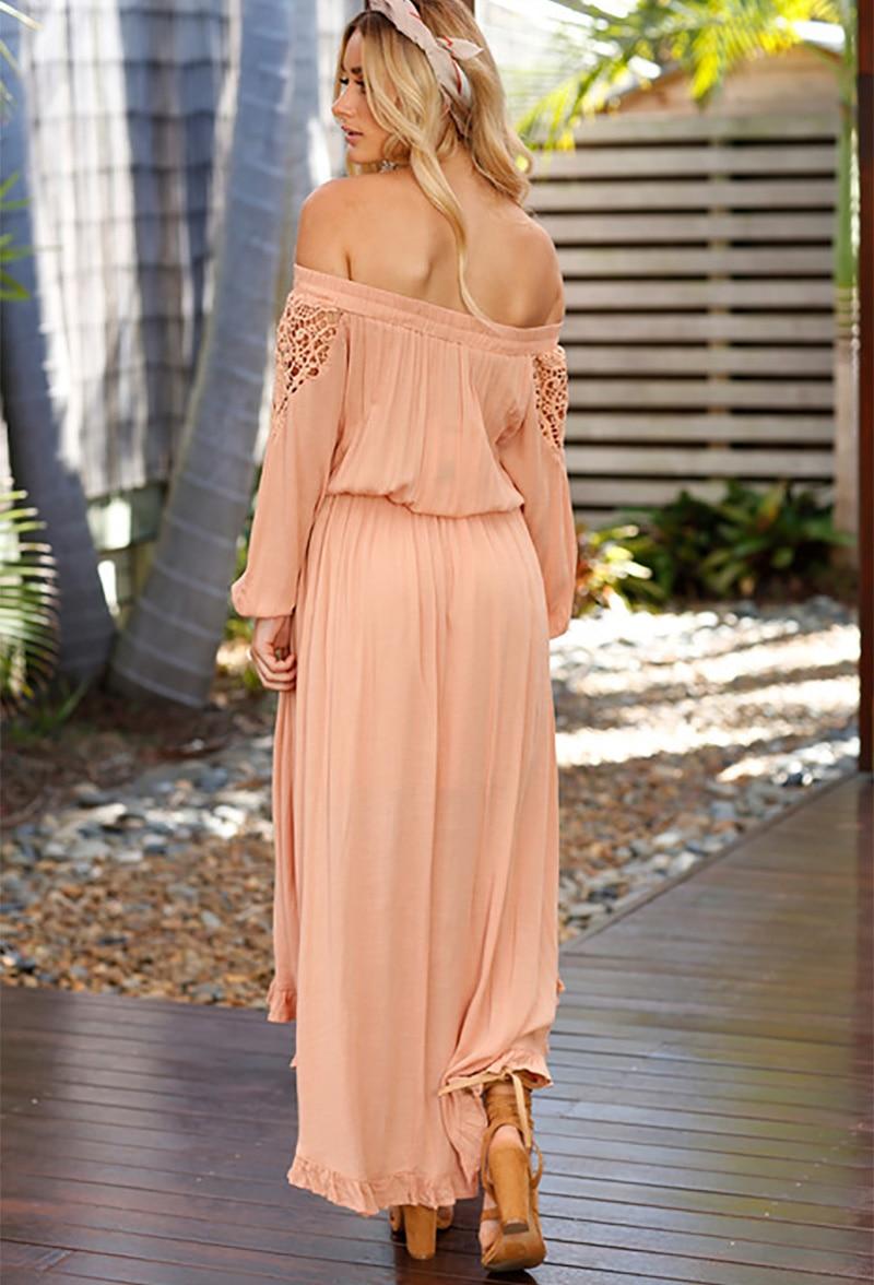 Beach Dress Maxi Dress (7)