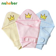 Baby Swaddle 80*80 cm Baby Blanket For Spring & Autumn Envelopes For Newborns Soft Comfortable Infant Bedding Baby Wrap