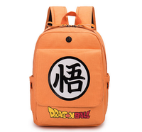HOT SELL Anime Dragon Ball Cosplay School Bag Costume Accessory Toy Halloween Prop Action 125